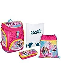 Undercover Schoolbag Set, Pink (pink) - 10112742