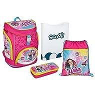 Undercover Set de sacs scolaires, rose bonbon (rose) - 10112742