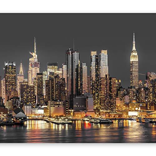 murando - Papier peint intissé 350x256 cm - Papier peint - Ville City New York Manhattan Architecture d-B-0060-a-c