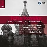 Tchaikovsky: Piano Concertos Nos. 1-3, Concert Fantasy [GEMINI]