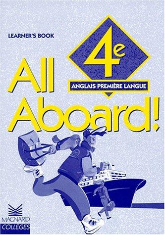 All aboard 4e LV1 : Learner's book