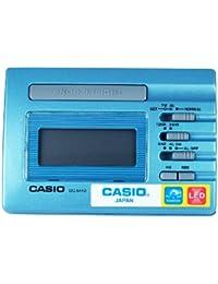 CASIO 10003 DQ-541D-2R - Reloj Despertador digital celeste