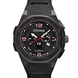 Otumm Speed Schwarz 004 53m Schwarz SPBL53-004 Unisex Kollektionen Armbanduhr