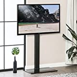 FITUEYES Universal Cantilever TV Stand with Swivel Mount for 32 to 65 Inch LCD LED TT107501MB