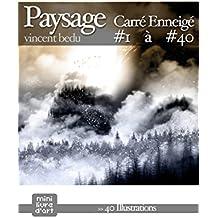 Paysage Carré Enneigé (Mini livre d'art t. 10)
