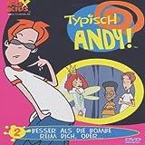 Typisch Andy Folge 02 - Besser als die Bombe / Reim dich, oder ...