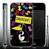 iPhone 4/4S Cover DAGEGEN, Uli Stein