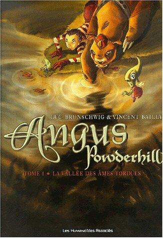 Angus Powderhill (1) : La Vallée des âmes tordues