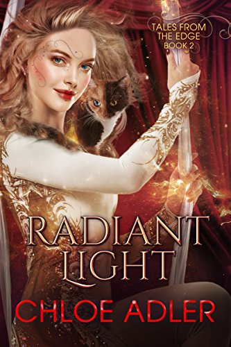 Radiant Light: A Reverse Harem Romance (Tales From the Edge Book 2)