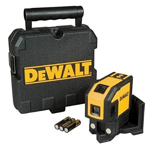 DeWalt DW0851-XJ Láser autonivelante de 5 puntos línea horizontal