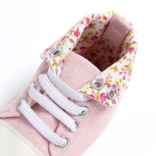 Krippe Igemy Schuhe Soft Sole Jungen Mädchen Rosa Sneakers 1paar Neugeborene Baby gxYwSqPxap