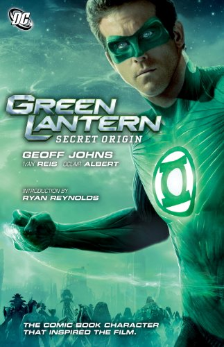Green Lantern Secret Origin TP New Ed
