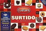 Cuetara - Surtido el Autntico - Surtido de Galletas - 520 g - [pack de 4]