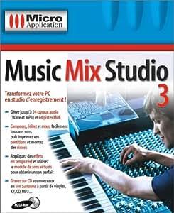 Musique Mix Studio 3
