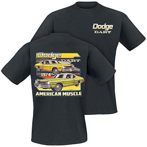 dodge-dart-camiseta-negro-m