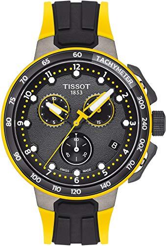 Tissot orologio T-Race Cycling Tour de France 2019 Special Edition T111.417.37.057.00