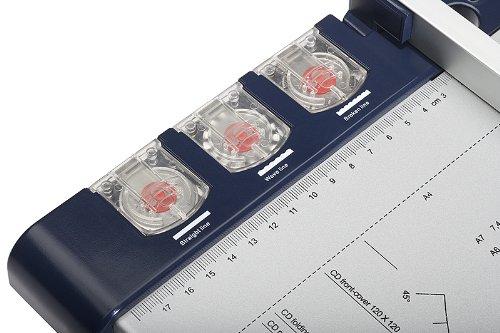 Genie TA-50 Papier-Rollenschneidegerät DIN A4 - 3