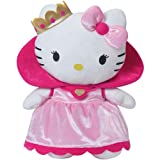 Jemini - A1101952 - Juguetes y Primera Edad - Peluche - Hello Kitty - Princess [Importado de Francia]