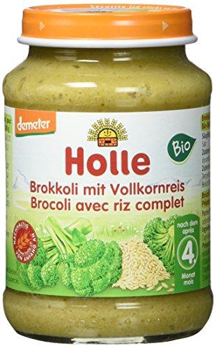 eis, 6er Pack (6 x 190 g) - Bio (Baby-brokkoli)