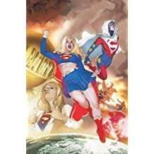 Supergirl: Death and the Family by Sterling Gates (2010-09-21)