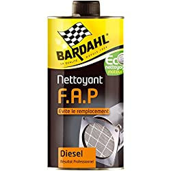 Bardahl 1042 NETTOYANT FILTRE A PARTICULES