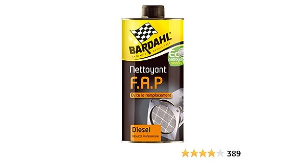 Bardhal 2001042 Reiniger Für Partikelfilter Formel Pro 1 L Auto