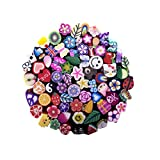 Cheeky 50pcs Nailart 3D Sticker FIMO Stange Nail Art Nagel Handy Dekor Fur Nageldesign