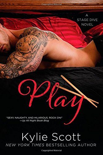 Play (A Stage Dive Novel) by Kylie Scott (2014-08-26)