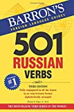 : 501 Russian Verbs (Barron's Foreign Language Guides)