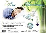 L'oreiller ZenPur® pour un meilleur confort et une meilleure hygiène. L'oreiller Bambou Bio à mémoire de forme ZenPur® comprend une housse à fibres de Bambou bio qui absorbent la chaleur du corps ce qui permet une juste thermorégulation corporelle et...