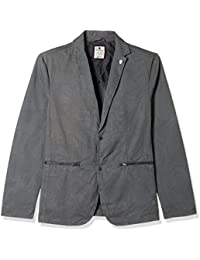 Jack & Jones Men's Notch Lapel Slim Fit Blazer