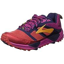 Brooks Cascadia 12, Zapatillas de Running para Asfalto para Mujer