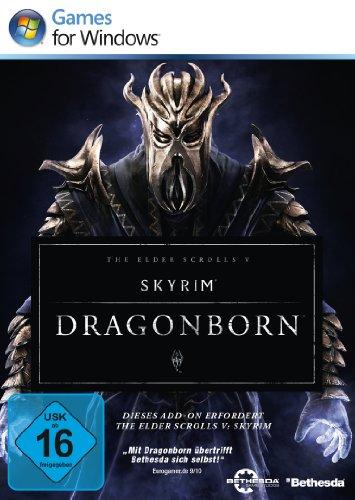 The Elder Scrolls V: Skyrim - Dragonborn (Add - on) [Download-Code, kein Datenträger enthalten] - [PC] - Download Elder Skyrim Scrolls Pc