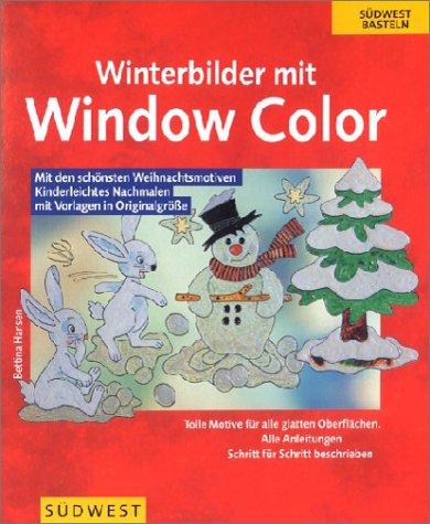 Winterbilder mit Window Color