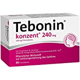 Tebonin konzent 240 mg Tabletten, 80 St.