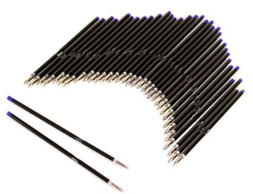 Kugelschreiberminen 15 Stück -K&B Vertrieb- Kuliminen Kuli Mine Ersatzminen Blau Minen 765