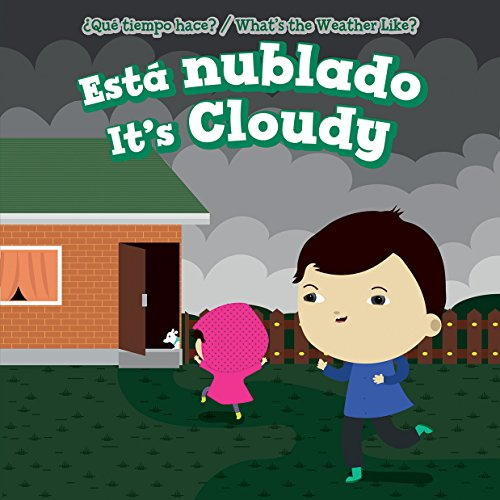Está Nublado / It's Cloudy (Qué Tiempo Hace? / What's the Weather Like?) por Celeste Bishop