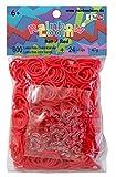 Rainbow Loom Gummibänder Rot