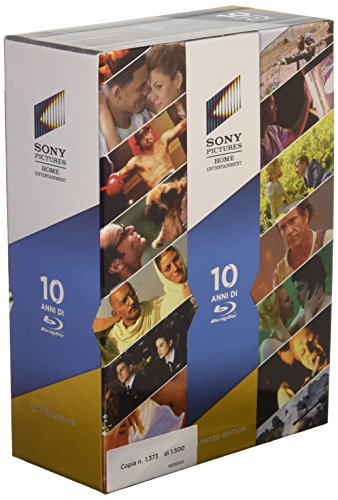 10-anni-di-blu-ray-sony-collection-ed-limitata-e-numerata-25-blu-ray-booklet-italia-blu-ray