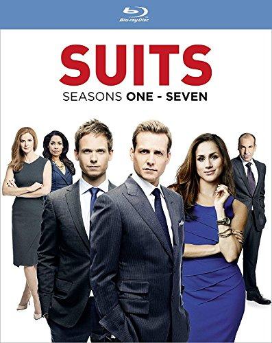 Suits - Seasons 1-7 [Blu-ray] [2018] [Region Free]