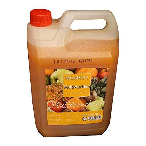 Preisvergleich Produktbild Prominent Siroop Multivruchten 5l Kanister (Getränke-Sirup, Fruchtmischung)