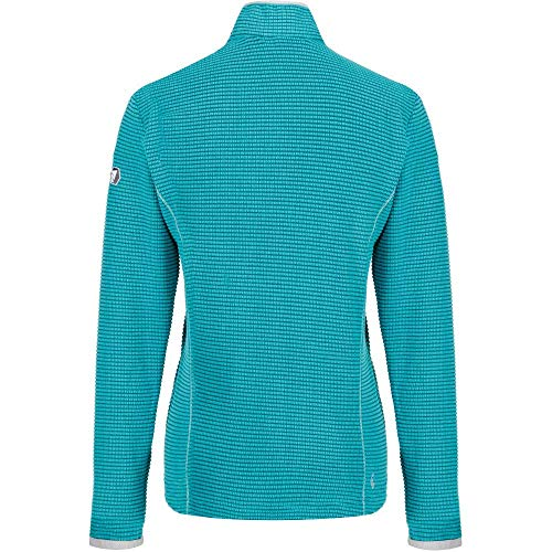 51AVQUFa00L. SS500  - Regatta Womens Willett Full Zip Lightweight Stretch Grid Fleece