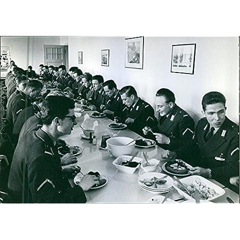 Vintage Foto Di tedesco militare uomini di