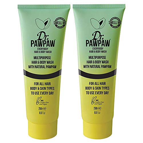 e1cdd1bec3c1 Dr. PAWPAW Everybody Hair And Body Wash, Vegan Friendly, Leaves Skin & Hair  Feeling Hydrated, Adds Moisture, Smoothness & Shine, Signature Scent Of ...