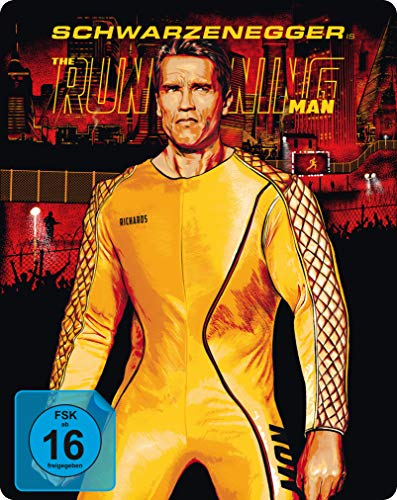 Running Man - Limited Collector s Edition im SteelBook [Blu-ray]