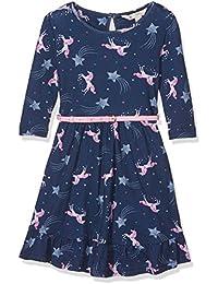 Uttam Boutique Girl's Flying Unicorn Dress