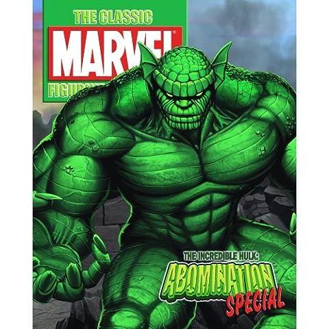 Figurine plomb Marvel, Hors Serie - Abomination