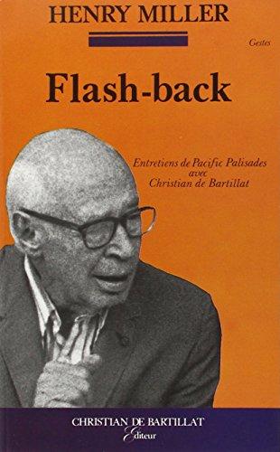 Flash-back par Henry Miller