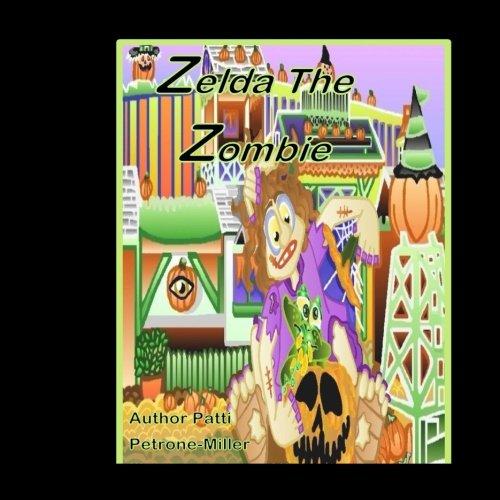 Zelda the Zombie (Halloween Town, Band (Halloween Zelda)