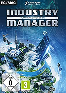 Industry Manager: Future Technologies - [PC] (B01C876Y52) | Amazon Products
